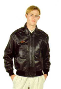CP1 Deer Commercial Pilot Leather Bomber Waist Jacket