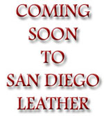 This Leather Department is Coming Soon