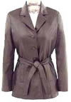 A210 LADIES BELTED JACKETS