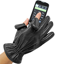 Style 865 Leather Deerskin Gloves with Thinsulate Lining
