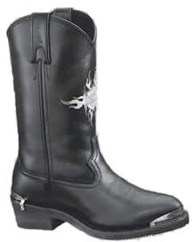 D91074 LOGGER CONDUCTOR  MENS HARLEY  BOOTS