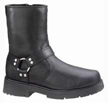 D91080 SIDE STREET MENS HARLEY  BOOTS