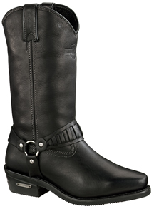 D91164 SLASH MID MENS HARLEY  BOOTS