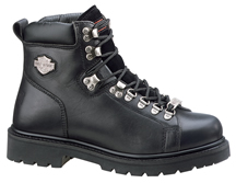 MENS HARLEY SIDESTREET BOOTS SALE PRICE $105.00