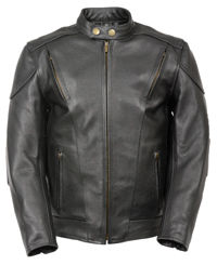 Kids Biker Leather Chaps in Premium cowhide