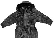 K10 Kids Long Coat with Hood
