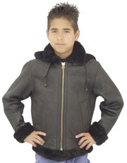 Kids B3 Imported  Black Sheep Jacket