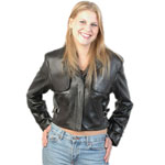 Click here for the Ladies Amanda Bomber Jacket