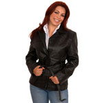 A11 Ladies Belted Jacket