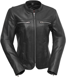 Click here for the LC116 Ladies Sport Biker Jacket