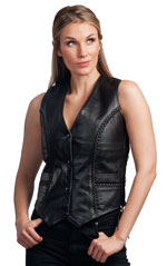 Click here for the LV382 Ladies Braid Vest