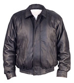 A250 Men's Leather Waist Jacket