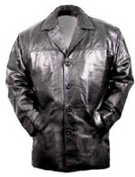 A22355 MENS LEATHER COATS