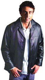 A22355  Men's  Leather   Jacket