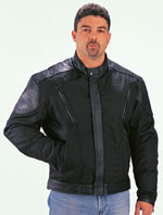 2206 Bike Leather Jacket