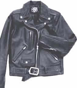 Our Version of the Ghost Rider movie Theme leather jacket Made in the USA