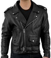Welcome to the Mens Classic Leather JAcket Department | Leather.com