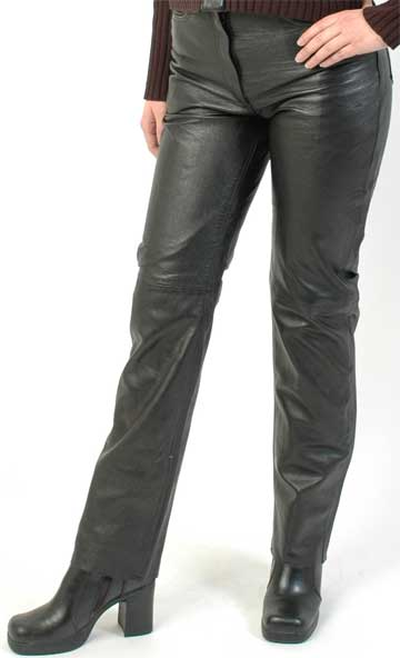 Click here for Ladies Leather Pants and Leather Jeans