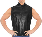Mens Vests Department
