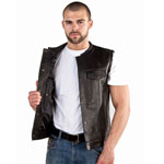MV8007 Mens Club Vest