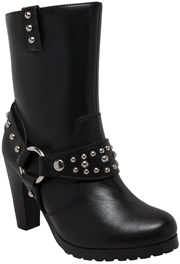 Click here to go to WB8546 Boots with Studs
