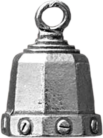 Billet Motorcycle Guardian Bell