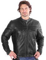 Click Here For Vented Biker Jacket like the C6037 Vented Jacket