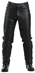 P100 Mens Leather Pants