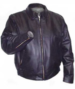 LAPD Police leather Jacket