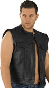 "Click here for the Mens ""Boss"" Club USA Made Vest"